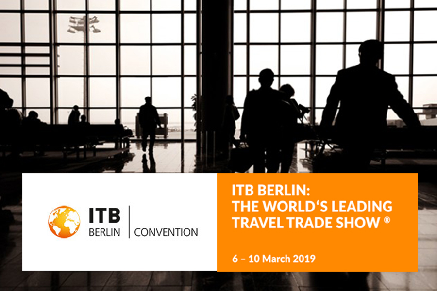 ITB Berlin from 6 till 9 march 2019